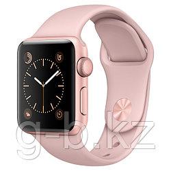(MNNH2RU/A) Смарт-часы Apple Watch S1 Sport 38mm Rose Gold Al/PinkSand