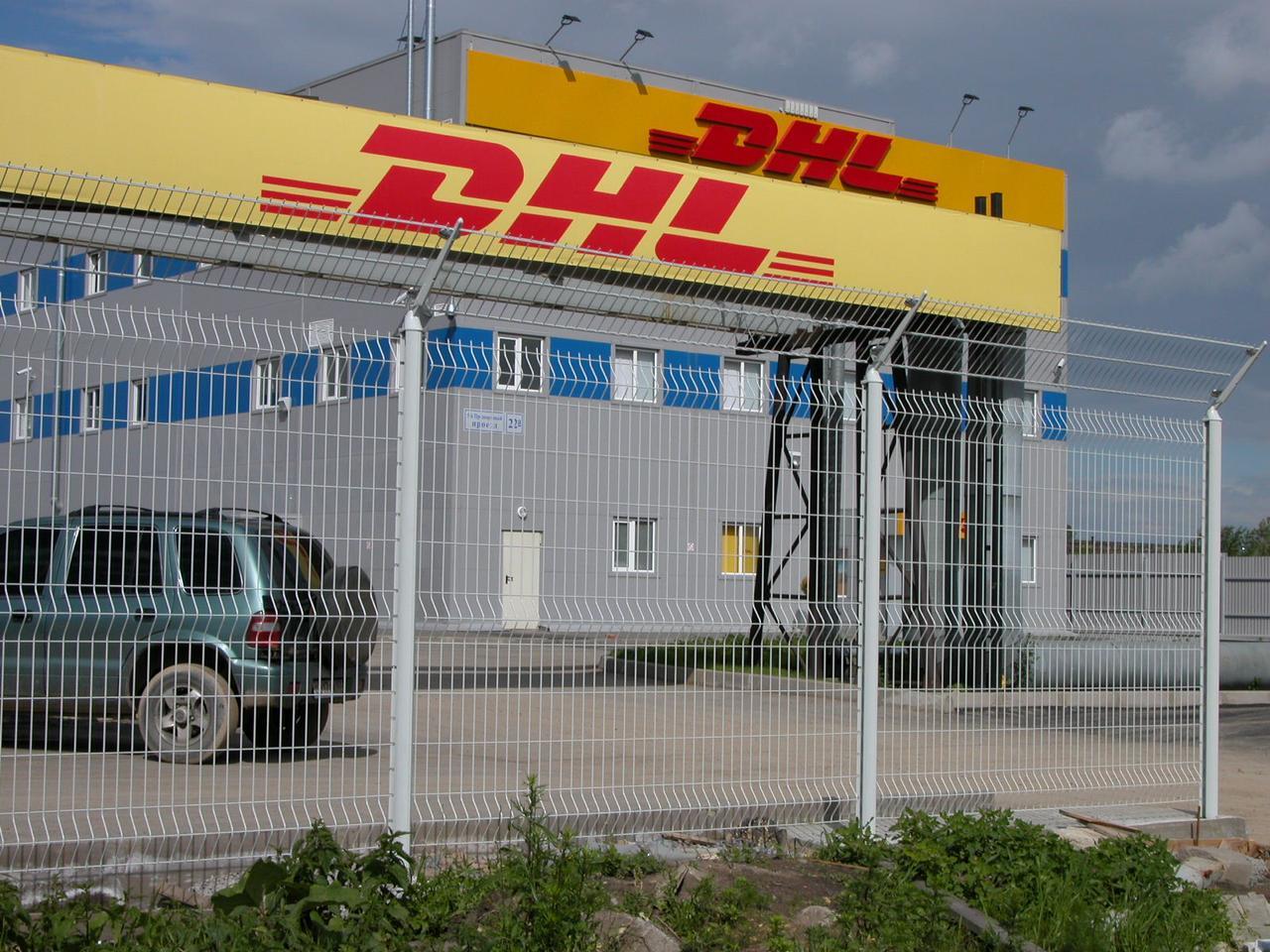 Ограждения для промышленных комплексов