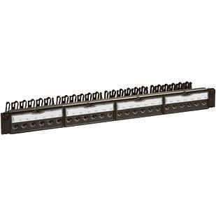 33552 - Панель коммутационная Legrand, 24 порта FTP, кат.5е