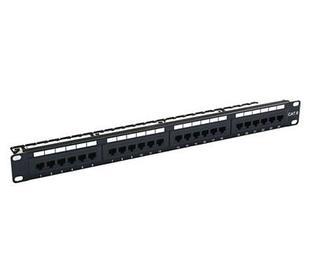 33561 - Панель коммутационная Legrand, 24 порта UTP, кат.6