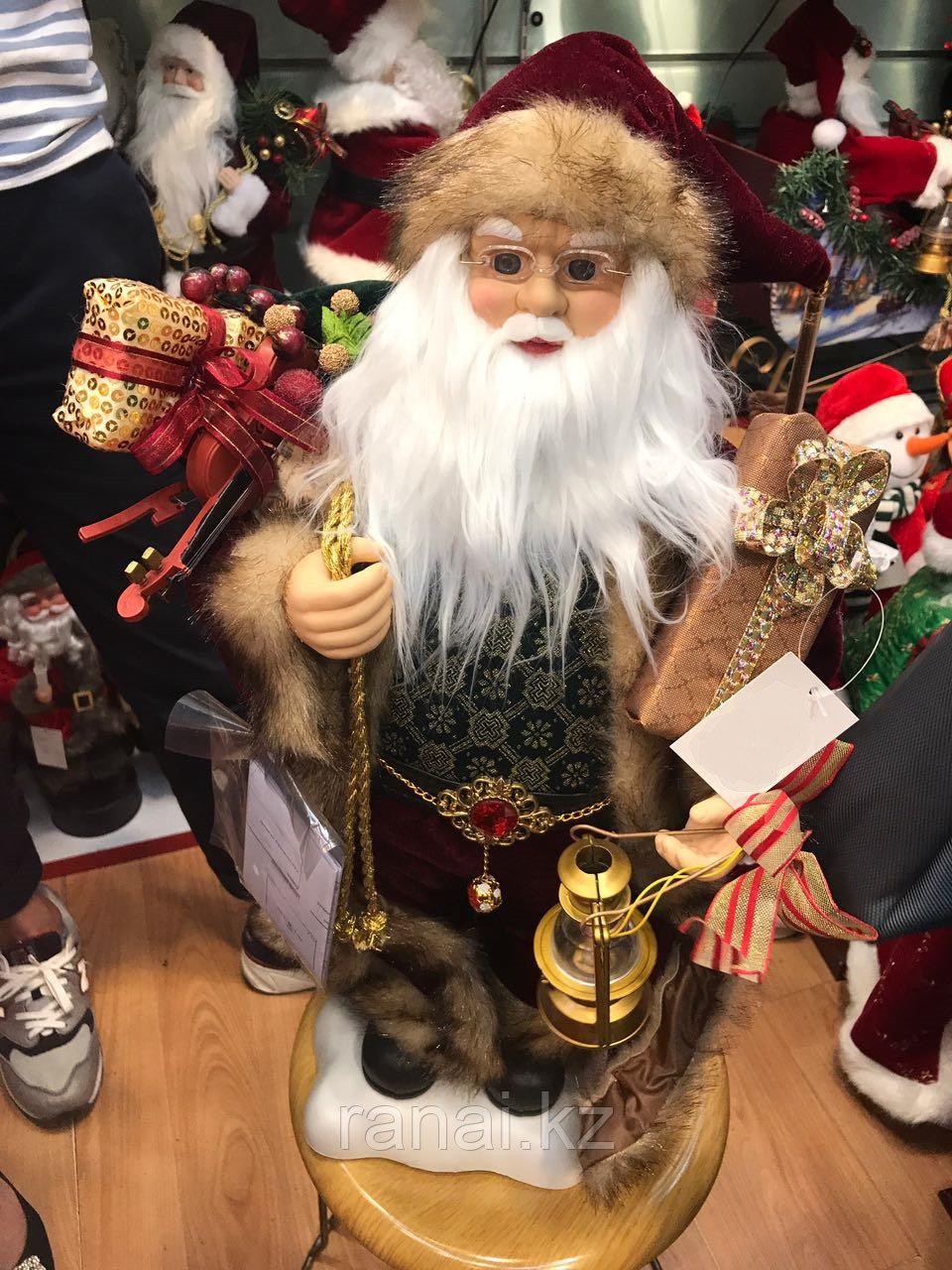 Санта Клапус- новогодняя игрушка
