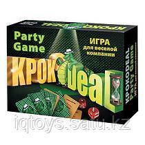 Игра для вечеринки Кроко deal (крокодил)