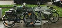Велопарковка металлическая, фото 1