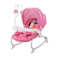 Стульчик-качалка Lorelli Dream Time Розовый / Pink Penguin 1620