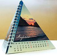 Календарь настольный ромбик