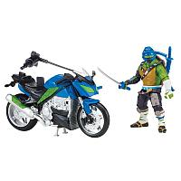 Мотоцикл с фигуркой Лео, серия Movie Line 2016, фото 1