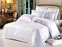 Постельное белье двухспальное белое