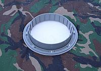 Фланец для отверстия под лунку ЛОТОС 200 с бортом (комплект 3 шт)