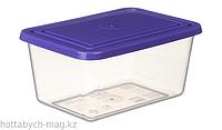 Емкость для продуктов прямоугольная 1,2л М1452
