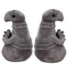 Мягкая игрушка Ждун или Homunculus loxodontus, 34 см
