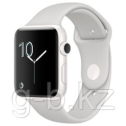 (MNPQ2RU/A) Смарт-часы Apple Watch Edition 42mm White Ceramic Case / Cloud Sport Band