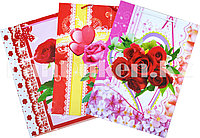 Подарочный пакет РОЗЫ 37.5* 27 см (в ассортименте)