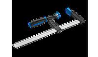 """Струбцина ЗУБР """"ПРОФЕССИОНАЛ"""", тип """"F"""", двухкомпонентная ручка, стальная закаленная рейка, 80х300мм, фото 1"""