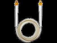 """Гидроуровень STAYER """"MASTER"""" с усиленной измерительной колбой большого размера, d 6мм, 7м, фото 1"""