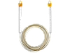 """Гидроуровень STAYER """"MASTER"""" с усиленной измерительной колбой большого размера, d 6мм, 25м"""