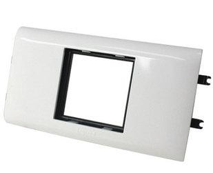 10952 - Суппорт/Рамка 2 Модуля DLP Крышка 65мм