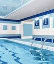 """Плитка для облицовки бассейнов """"Верона голубая (с противоскользящим покрытием)"""", фото 4"""