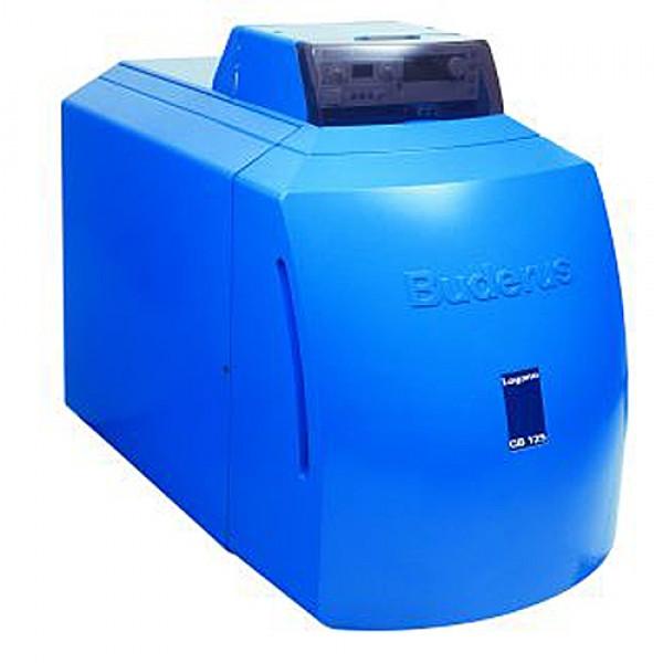 Напольный газовый чугунный отопительный котел Buderus Logano G125 SE, 25 кВт