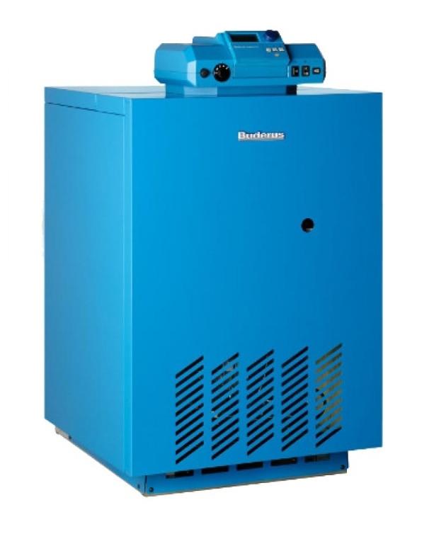 Напольный газовый чугунный отопительный котел Buderus Logano G124 WS, 32 кВт