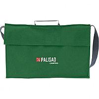Мангал дипломат, в сумке 410x280x125, 1,5 мм, 6 шампуров в комплекте, складной, PALISAD Camping, 69538