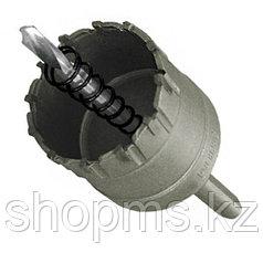 Коронки кольцевые с карбидными вставками Профи (для отверстий  в нержавеющей стали до 2 мм) 40мм