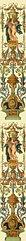 Керамическая плитка GRACIA Triumph beige border 02 (600*65)