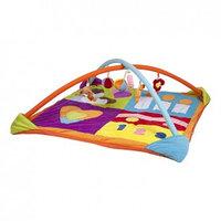 """Игровой развивающий коврик Mioshi """"Мир цвета"""" (90*90*45 см, подвесн. игрушки)"""