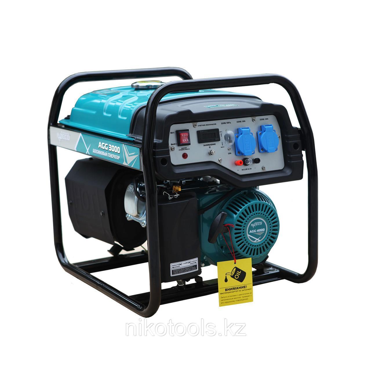 Бензиновый генератор ALTECO AGG 3000 Mstart (пусковая мощность 5.5 кВт)