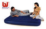 Надувная кровать с насосом, фото 2