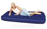 Надувная кровать с насосом, фото 3