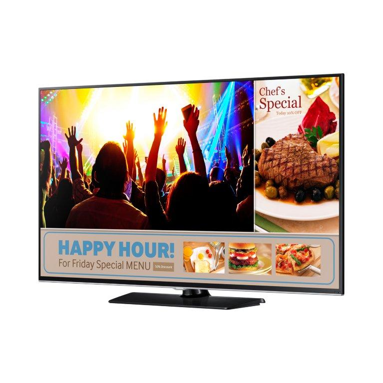 SMART Signage TV Samsung LH48RMDELGW/CI