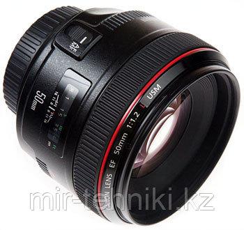 Объектив Canon EF 50mm f 1,2 L USM