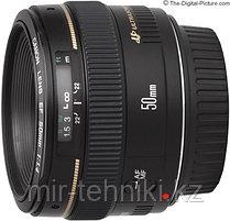 Объектив Canon EF 50mm f 1,4 USM