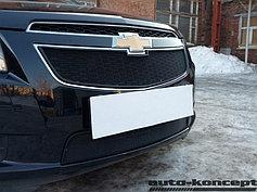 Защитно-декоративные решётки радиатора Chevrolet Cruze 2009-2013