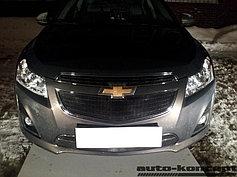 Защитно-декоративные решётки радиатора Chevrolet Cruze 2013-