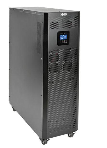 Tripp Lite, 3-фазный онлайн-ИБП двойного преобразования серии SVTX (380/400/415 В; 30 кВА; 27 кВт), SVT30KX