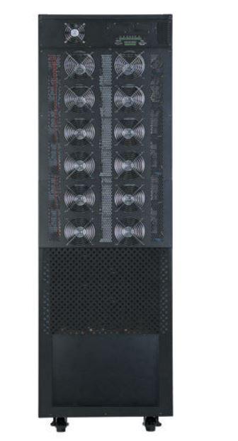 Tripp Lite Модульный 3-фазный ИБП серии SmartOnline мощностью 100 кВА, с двойным преобразованием, SU100KX2