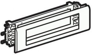 10998 - Суппорт/Рамка 8 модулей, DLP Крышка 85мм