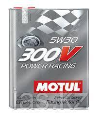 Моторное масло Motul 300v Power racing 5w30 2 литра