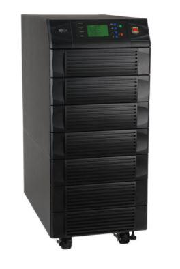 Модульный 3-фазный ИБП Tripp Lite серии SmartOnline мощностью 40 кВА, SU40KX