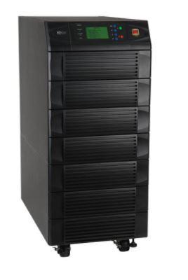 Модульный 3-фазный ИБП Tripp Lite серии SmartOnline мощностью 60 кВА, SU60KX