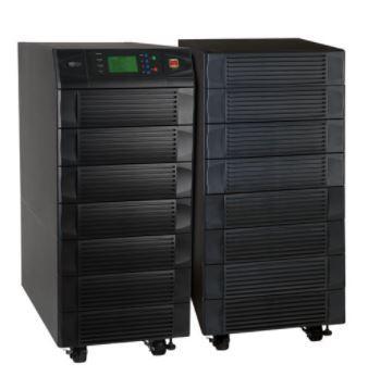 Модульный 3-фазный ИБП Tripp lite серии SmartOnline мощностью 60 кВА, SU60KX/26B