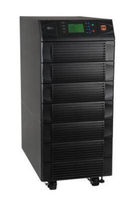 Модульный 3-фазный ИБП Tripp Lite серии SmartOnline мощностью 80 кВА, SU80KX