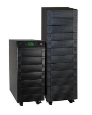 Модульный 3-фазный ИБП Tripp Lite серии SmartOnline мощностью 80 кВА, SU80KX/40C