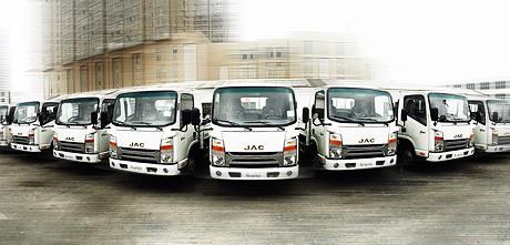 Малотоннажные грузовики ISUZU/FAW/FOTON/JAC/FORLAND/DONGFENG