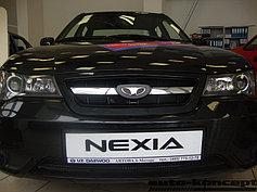 Защитно-декоративные решётки радиатора Daewoo Nexia 2010-