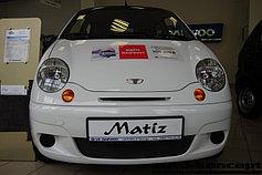 Защитно-декоративные решётки радиатора Daewoo Matiz