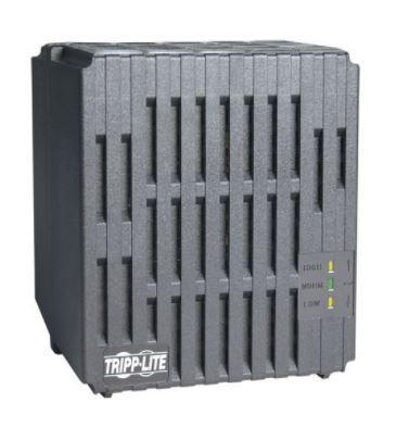 Стабилизатор Tripp Lite (1000 Вт, 230 В) с автоматической стабилизацией напряжения (AVR), LR1000
