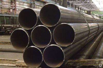 Труба электросварная 40 х1.5 DIN 17457 AISI 304 (08Х18Н10) L=6000мм, м