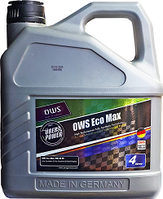 Моторное масло OWS Eco Max 5w30 4 литра